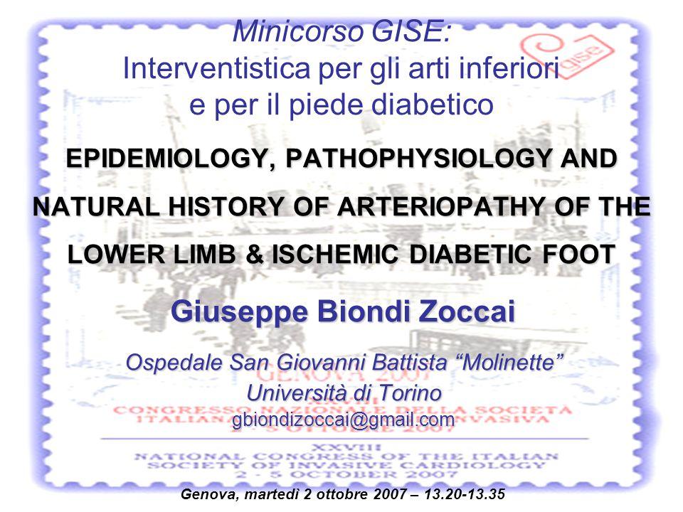 DIABETIC VASCULOPATHY