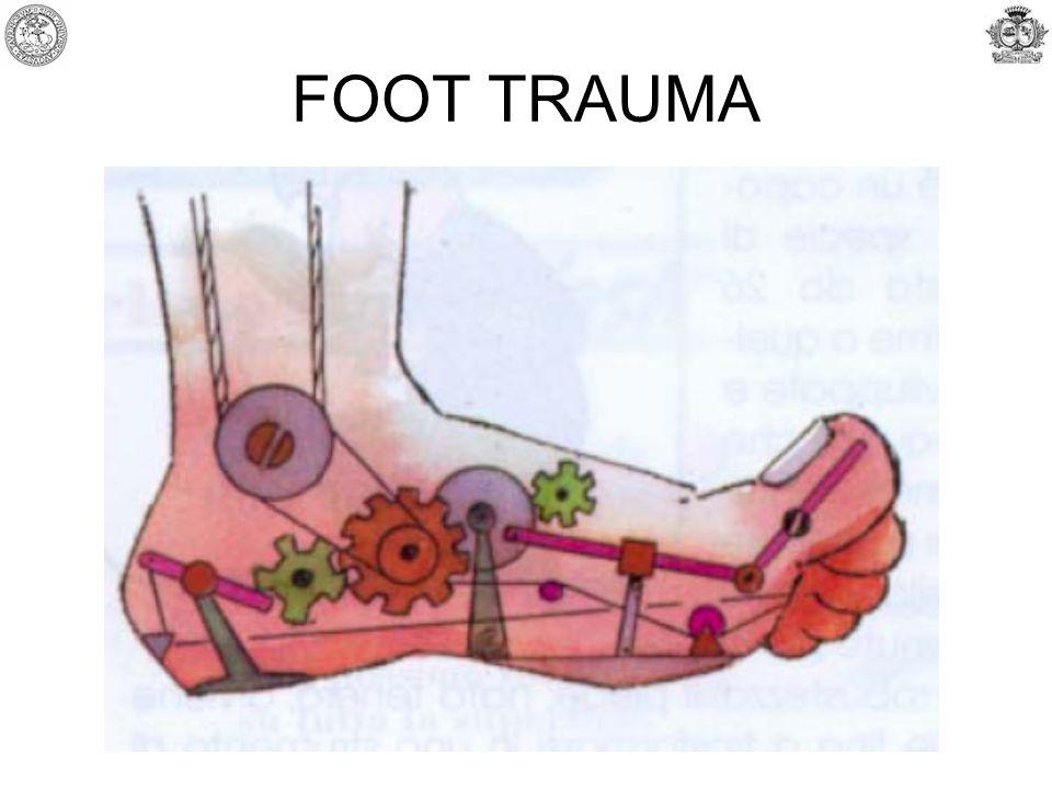 FOOT TRAUMA