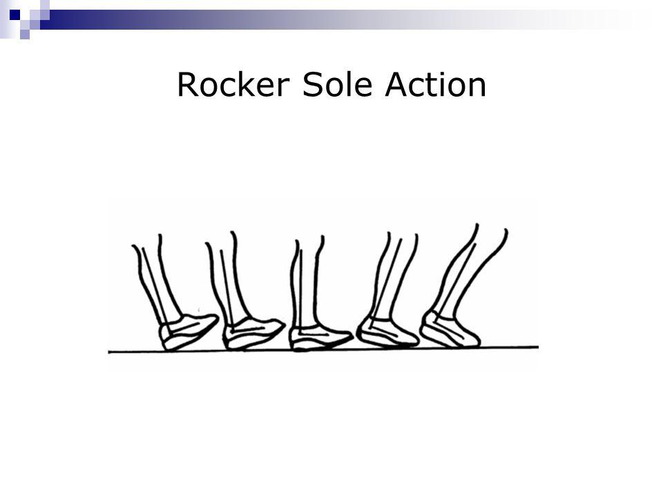 Rocker Sole Action