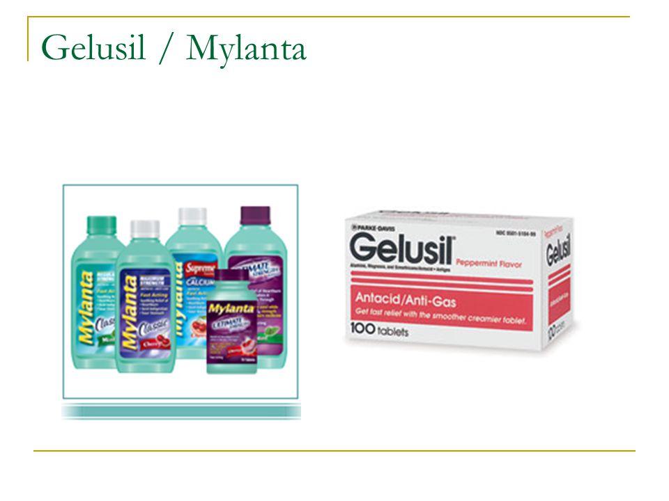 Gelusil / Mylanta