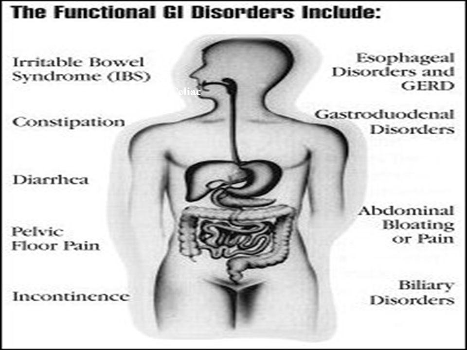 Mouth & Ulcerative Colitis /Crohn's &Celiac
