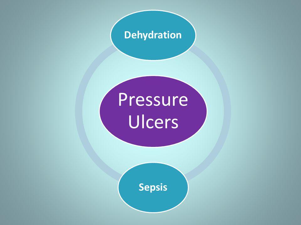 Pressure Ulcers DehydrationSepsis