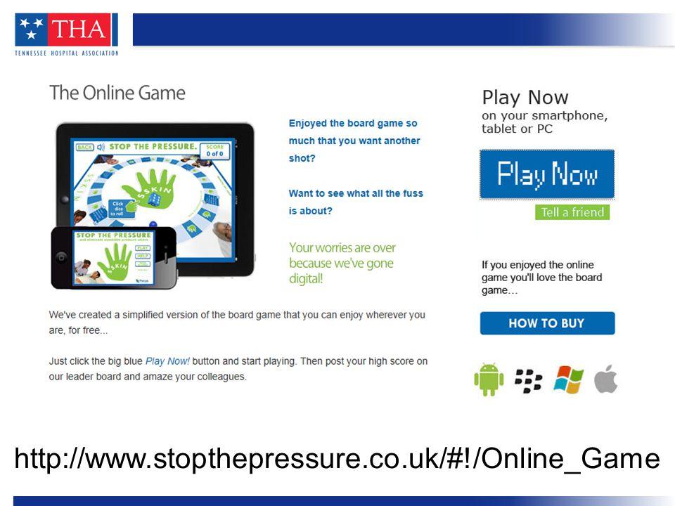 http://www.stopthepressure.co.uk/#!/Online_Game