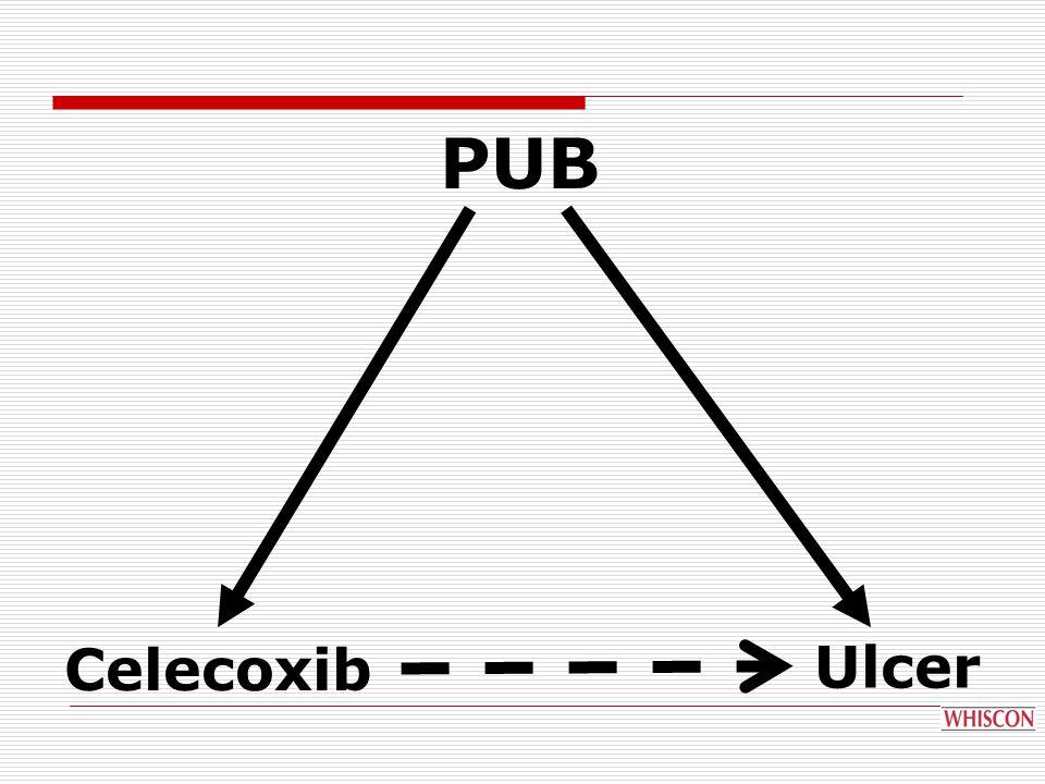 Celecoxib Ulcer PUB
