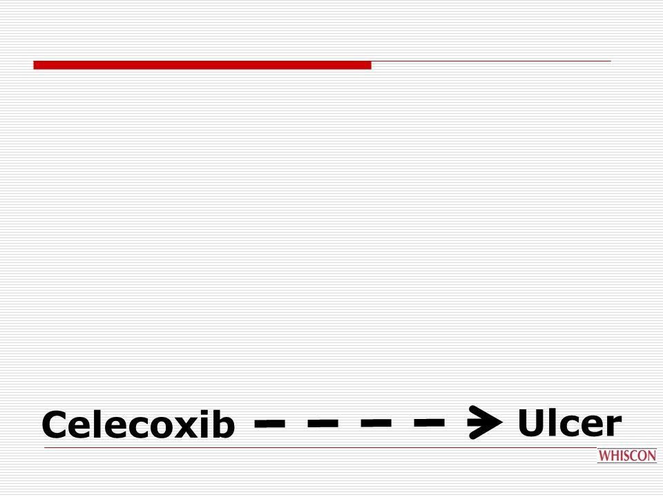 Celecoxib Ulcer