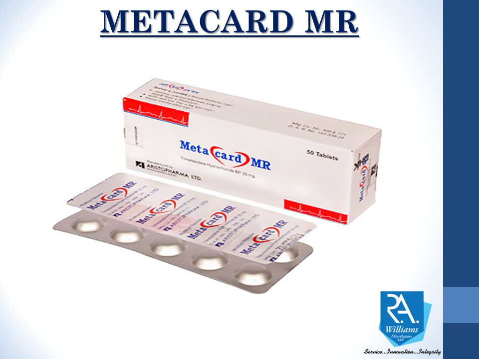 METACARD MR