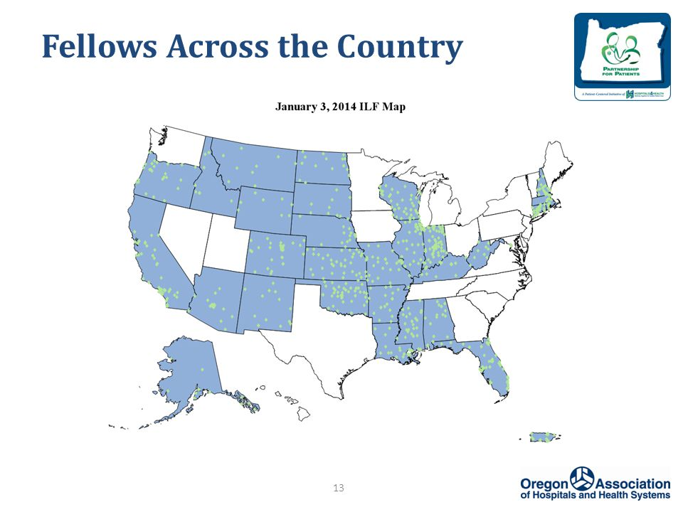 Fellows Across the Country 13