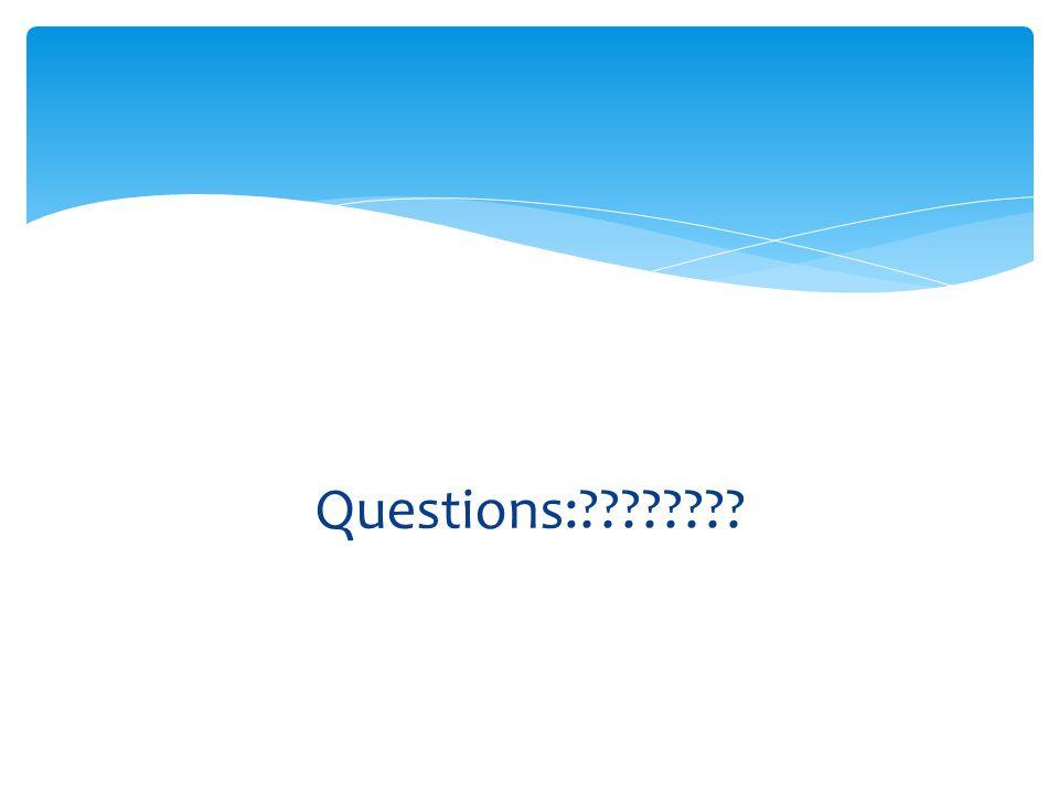 Questions:????????