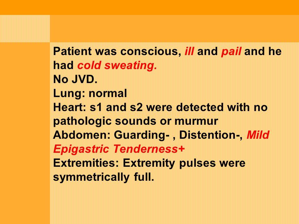 Empirical Criteria for Diagnosis of Circulatory Shock
