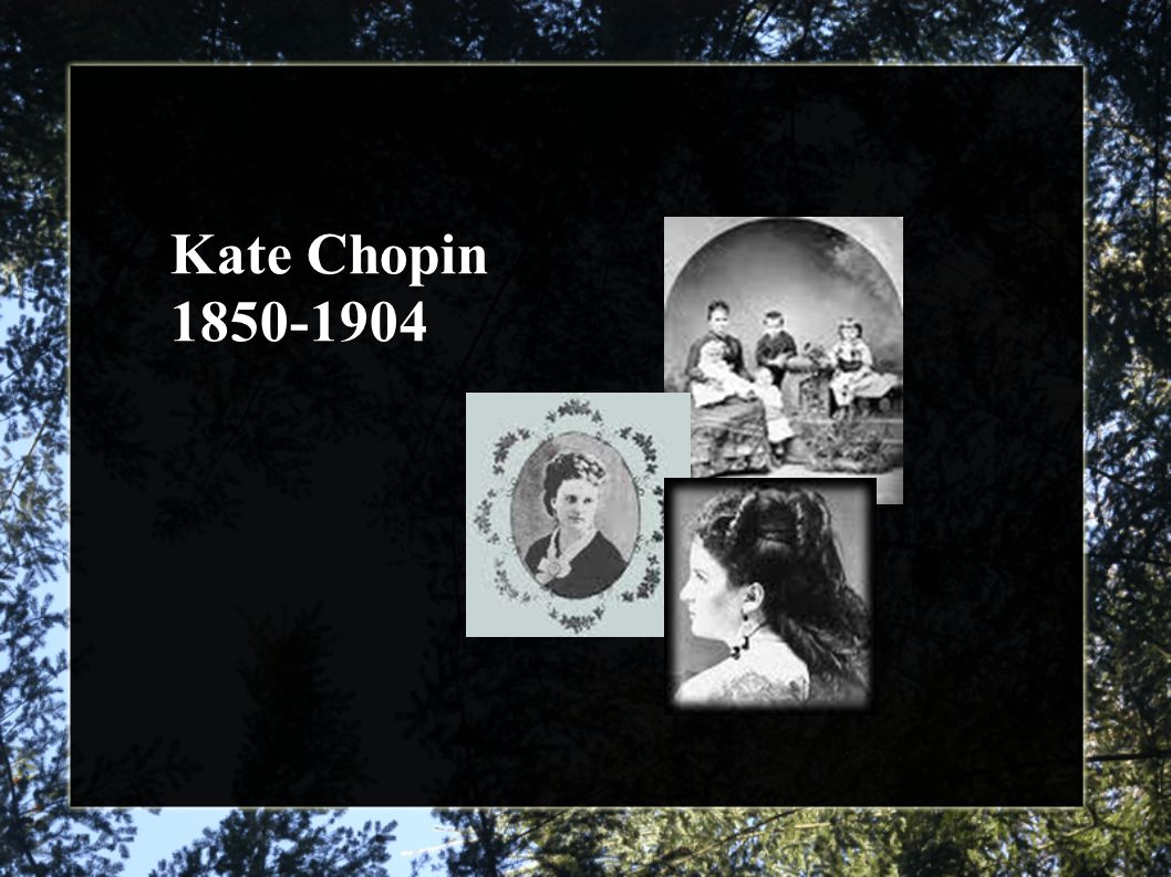 Essay on regret by kate chopin   kidakitap com Kate Chopin