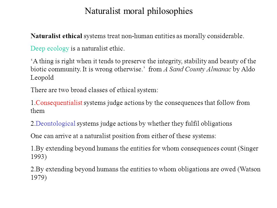 Libertarian moral philosophy Libertarianism is a humanist ethical system.
