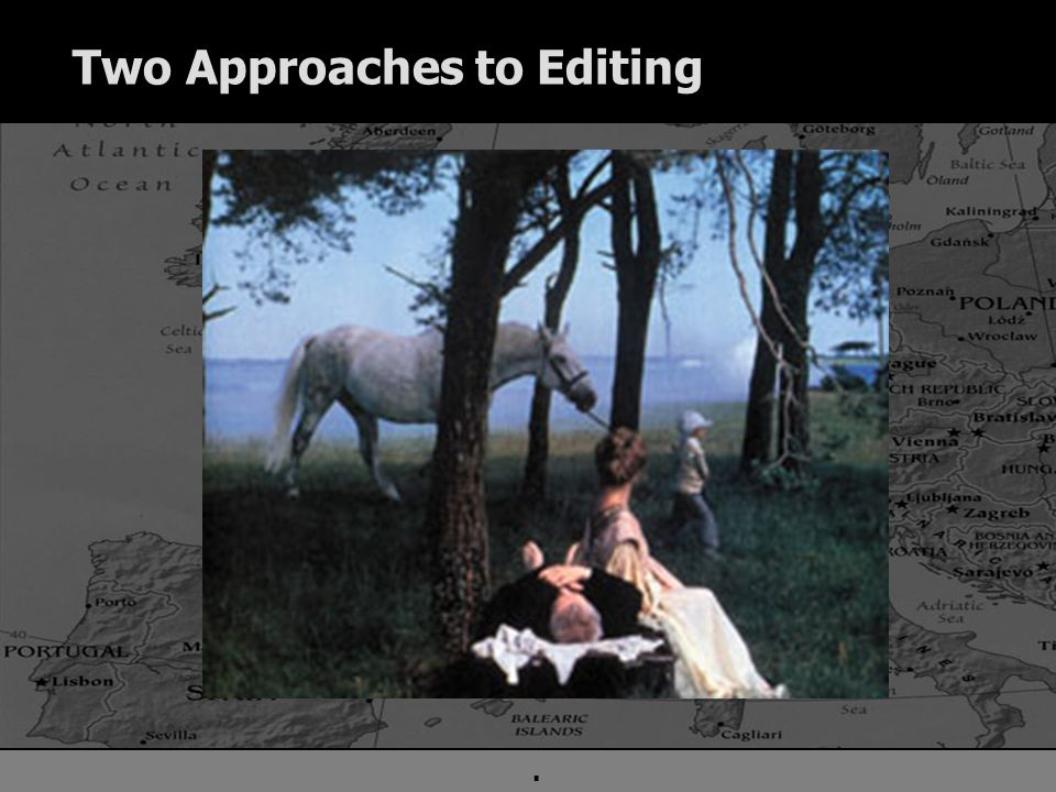 . Two Approaches to Editing