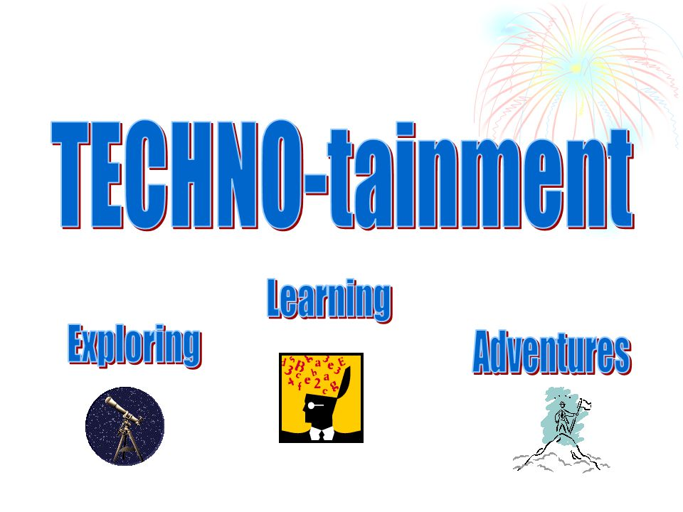 TECHNO-tainment for Interpersonal Intelligence Students create Jeopardy and other games from templates http://teach.fcps.net/trt10/PowerPoint.htm http://teach.fcps.net/trt10/PowerPoint.htm Students make value decisions about culture http://www.teachtsp2.com/users/temp/cdonline/ http://www.teachtsp2.com/users/temp/cdonline/ Students make and play Jeopardy Jeopardy.xls