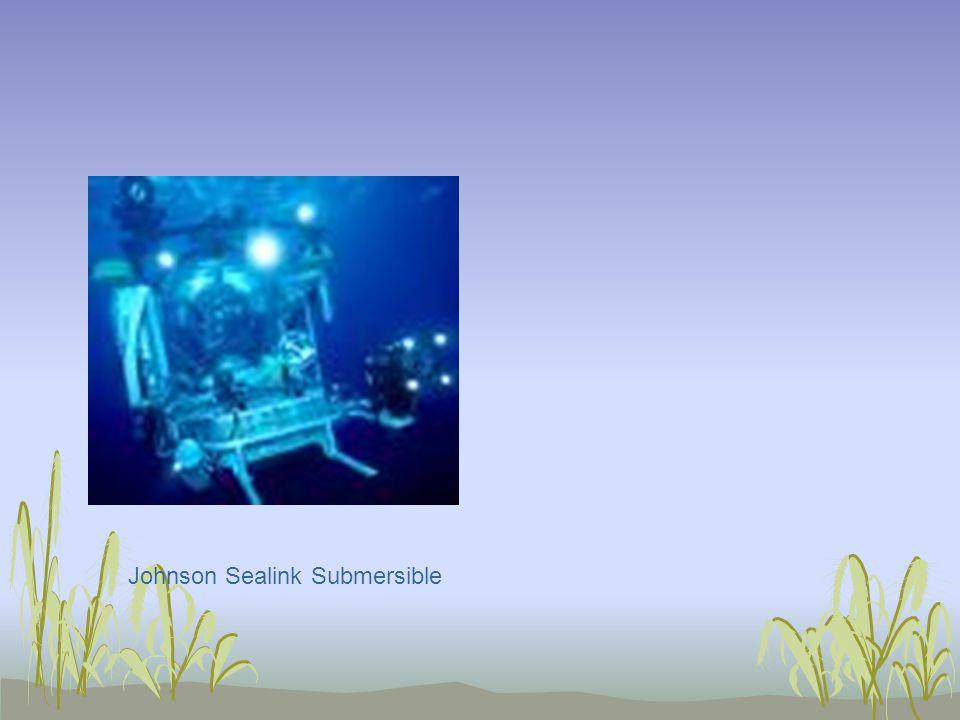 Johnson Sealink Submersible