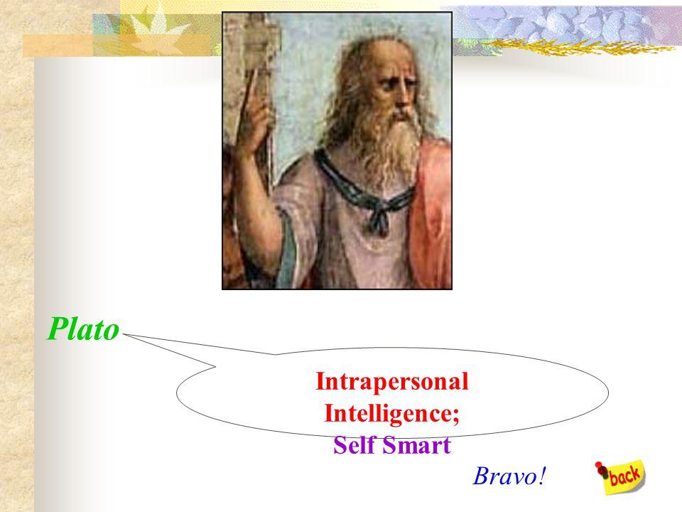 Darwin Naturalist Intelligence; Nature Smart You got it!