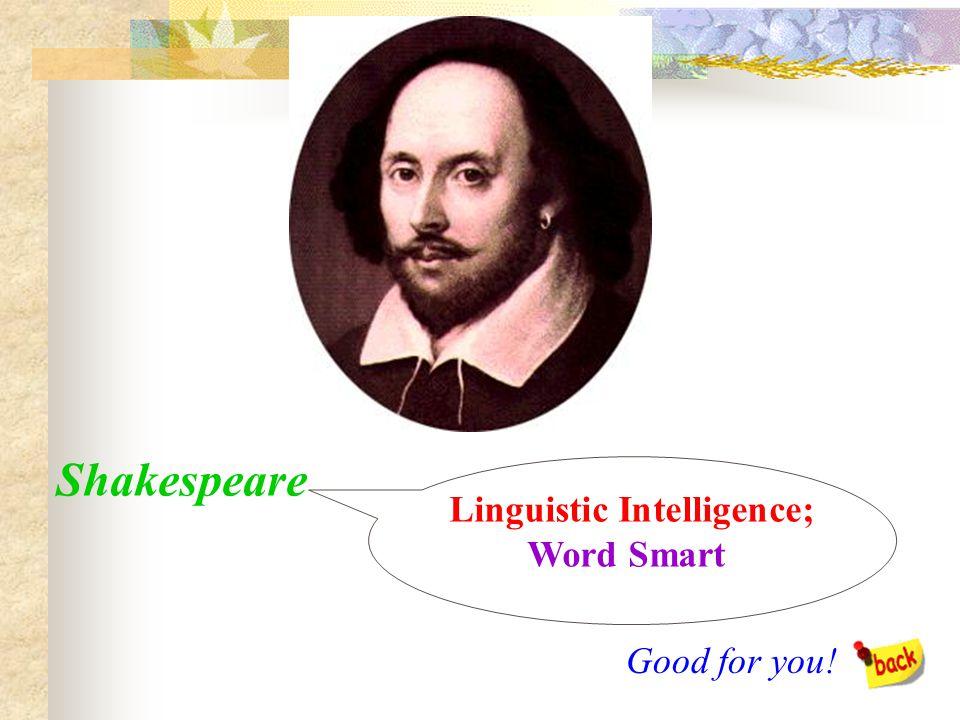 Plato Intrapersonal Intelligence; Self Smart Bravo!