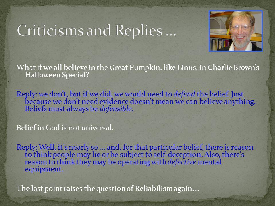 Karl Marx had said: Religion...
