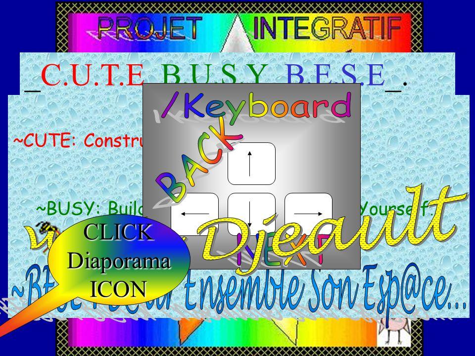 *** ~CUTE: Construir Unido Tu Esp@cio...