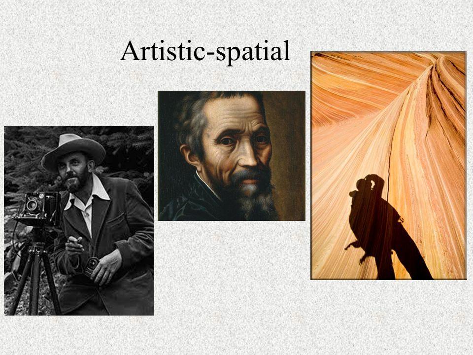 Artistic-spatial