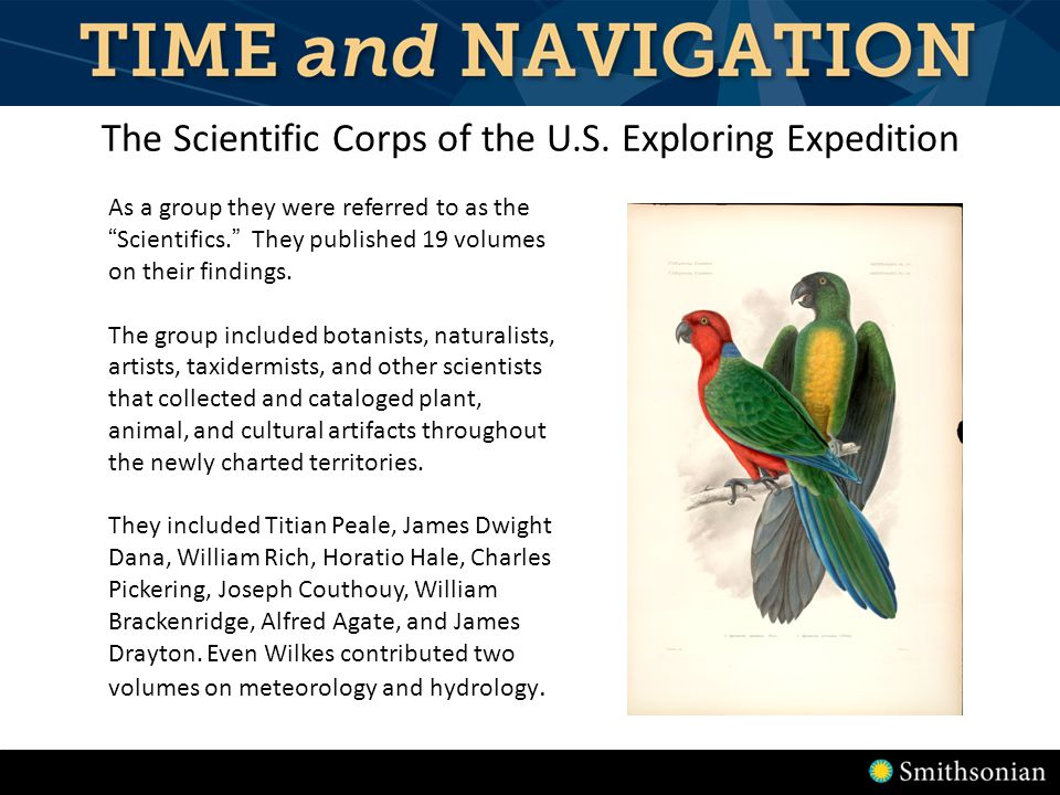 The Scientific Corps of the U.S.
