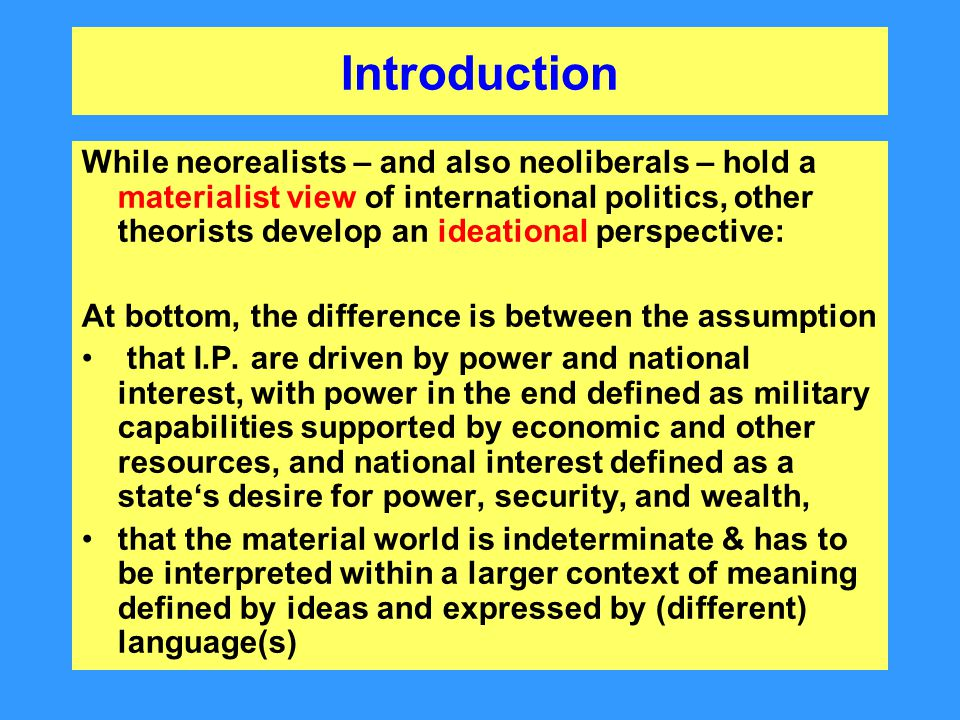 Theoretical developments I The main non-marxist theories comprising the inter-paradigm debate were based on a set of positivist assumptions, namely the idea that social science theories can use the same methodologies as theories of the natural sciences, that facts and values can be distinguished, that neutral facts can act as arbiters between rival truth claims, and that the social world has regularities which theories can 'discover'.