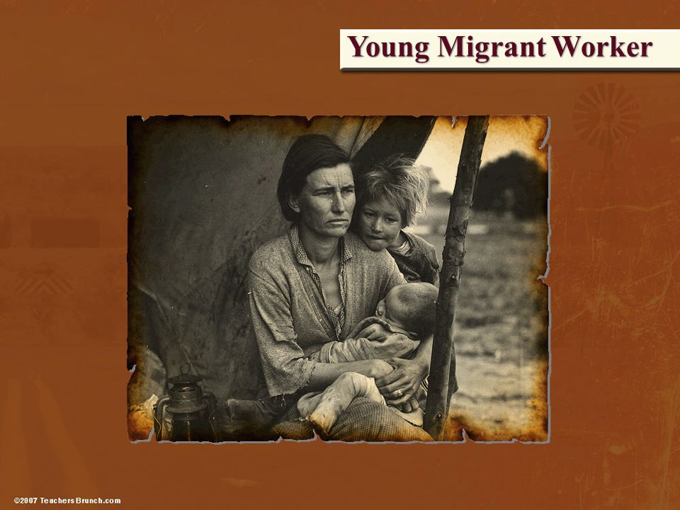 Young Migrant Worker