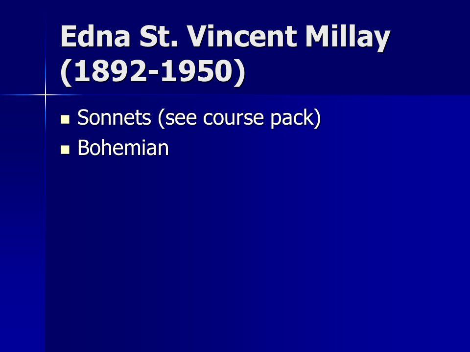 Edna St.