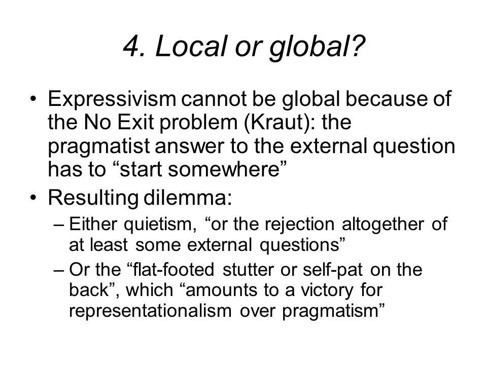5.Rolling pragmatism.