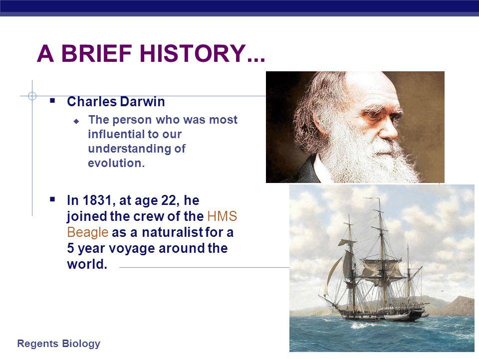 Regents Biology 2006-2007 Evidence for Evolution by Natural Selection