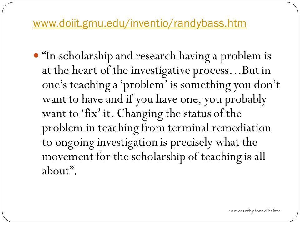 Implications for practice Marian McCarthy, Ionad Bairre, TLC, UCC.