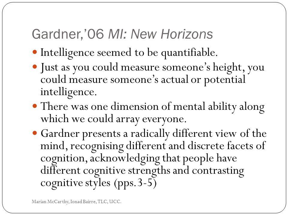 Foundational/ Existential Marian McCarthy, Ionad Bairre, TLC, UCC.