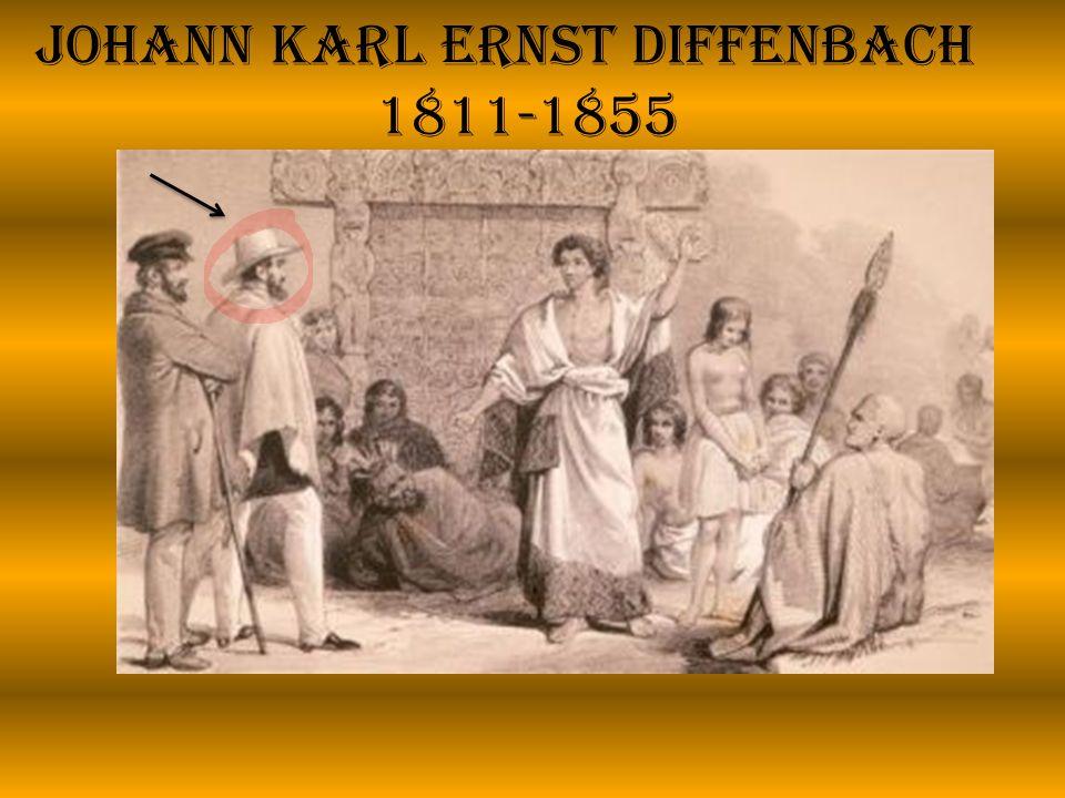 JOHANN KARL ERNST DIFFENBACH 1811-1855