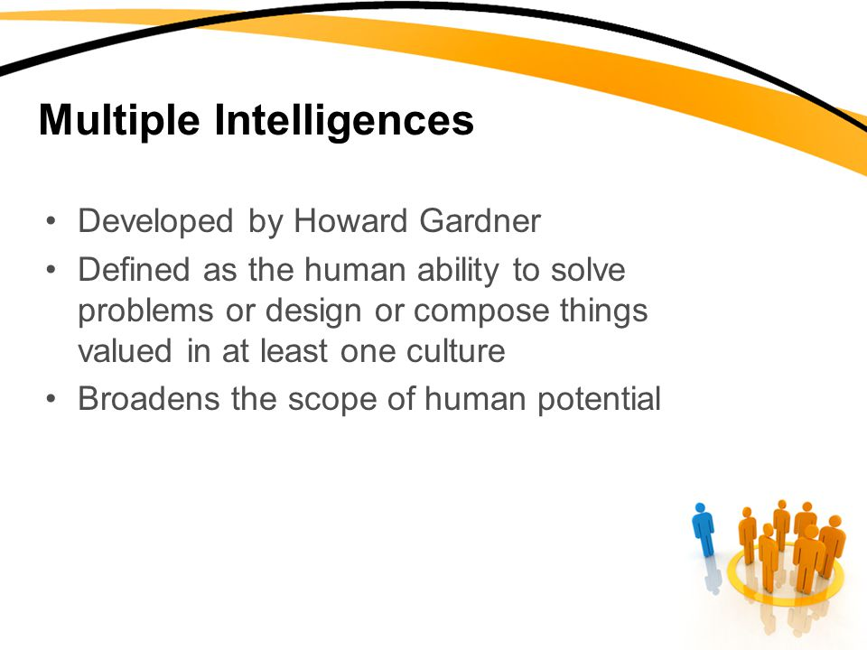 Exploring Your Multiple Intelligences Chapter 4