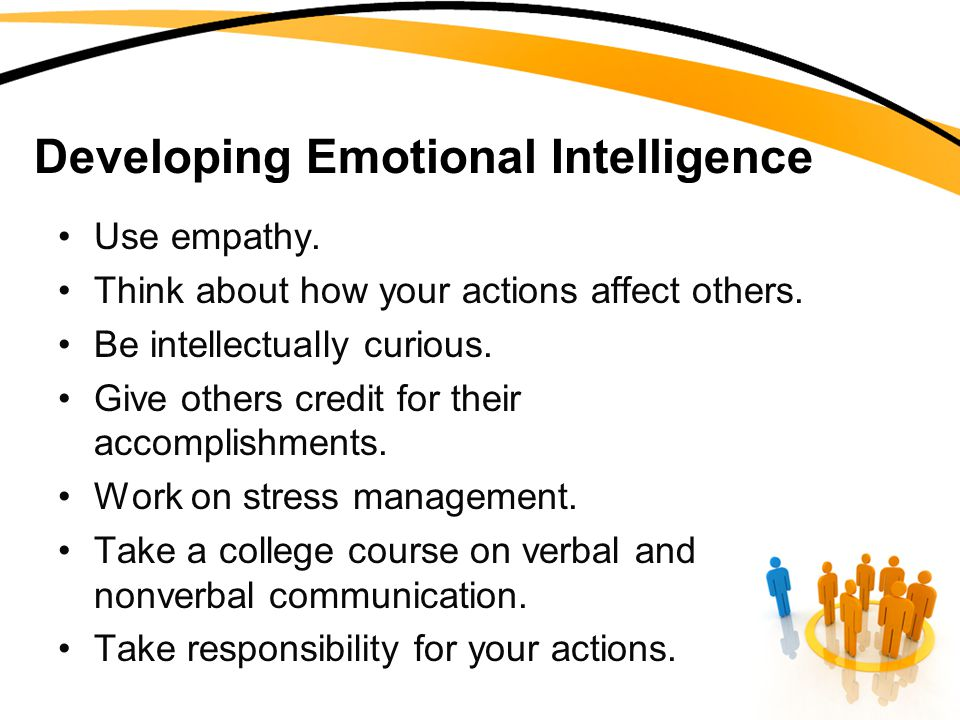 How Can You Develop Emotional Intelligence?