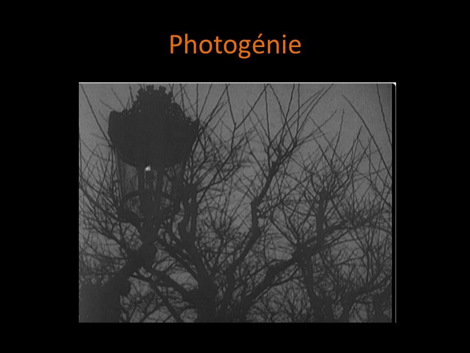 Photogénie
