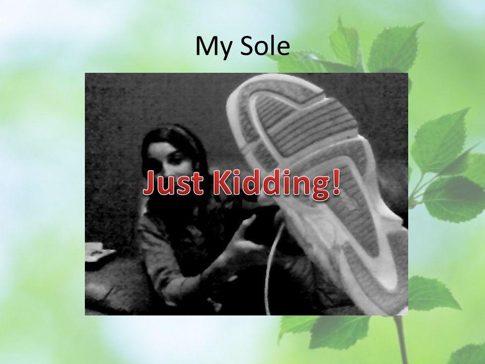 My Sole