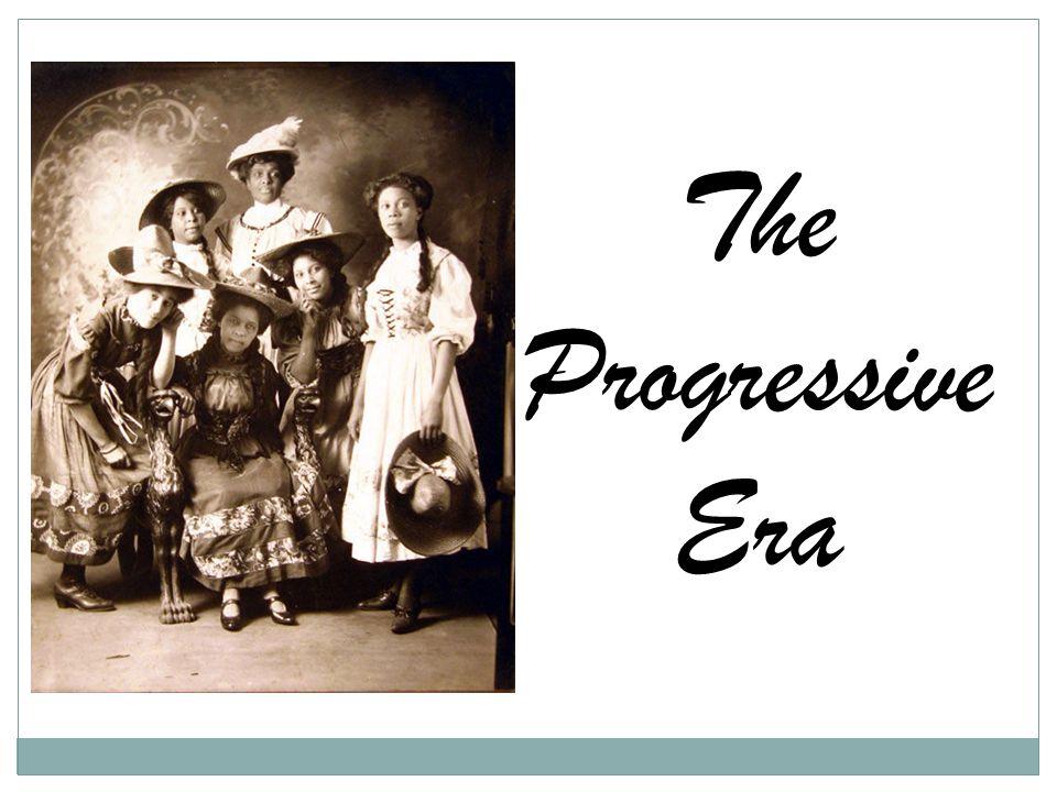 How did women of the Progressive Era make progress and win the right to vote.