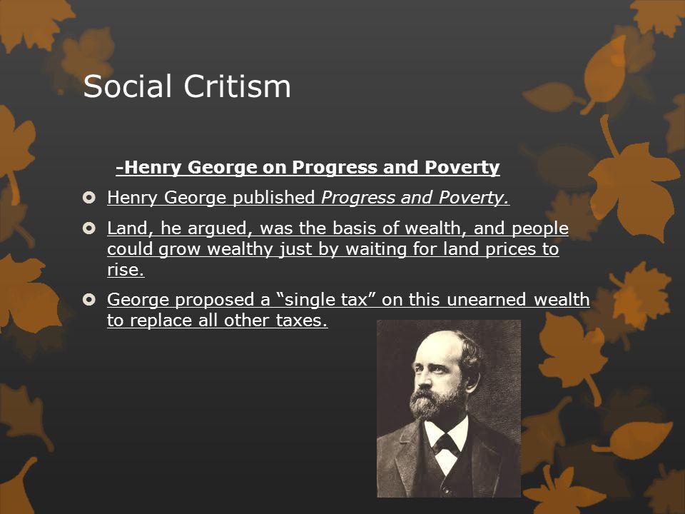 Social Critism -Reform Darwinism  Lester Frank Ward published Dynamic Sociology.