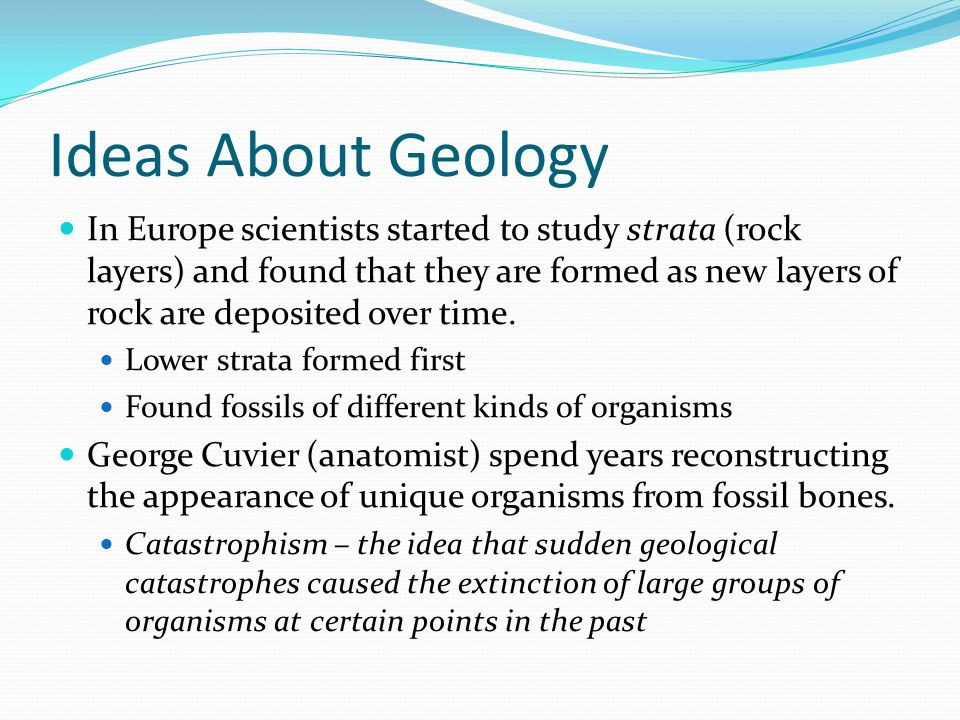 Biogeography Biogeography is the study of the locations of organisms around the world.