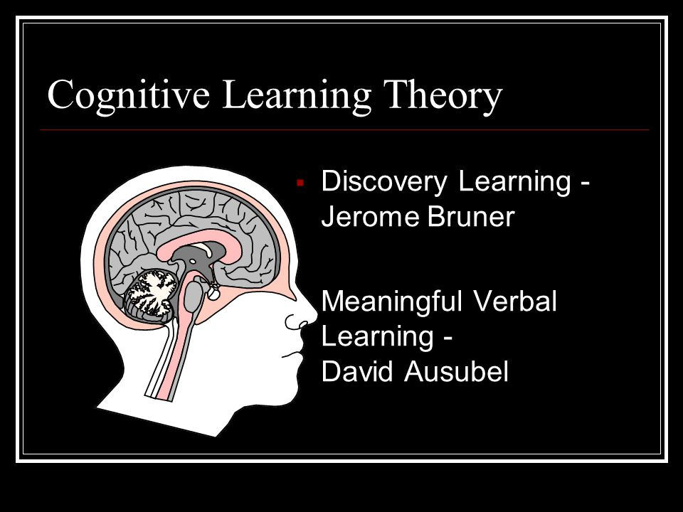 Cognitivism Grew in response to Behaviorism Knowledge is stored cognitively as symbols Learning is the process of connecting symbols in a meaningful &