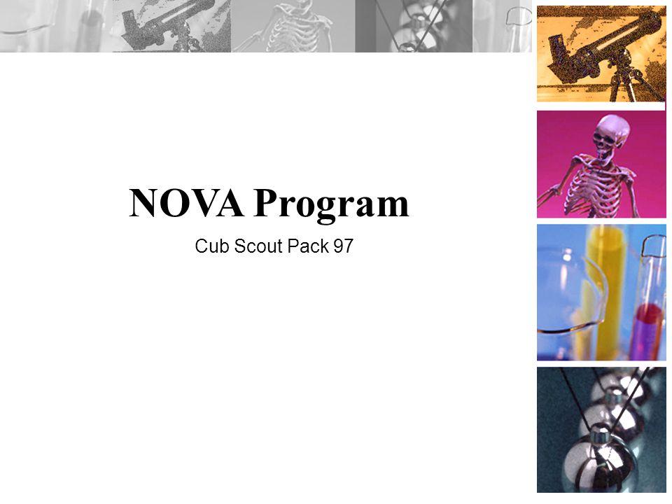 NOVA Program Cub Scout Pack 97