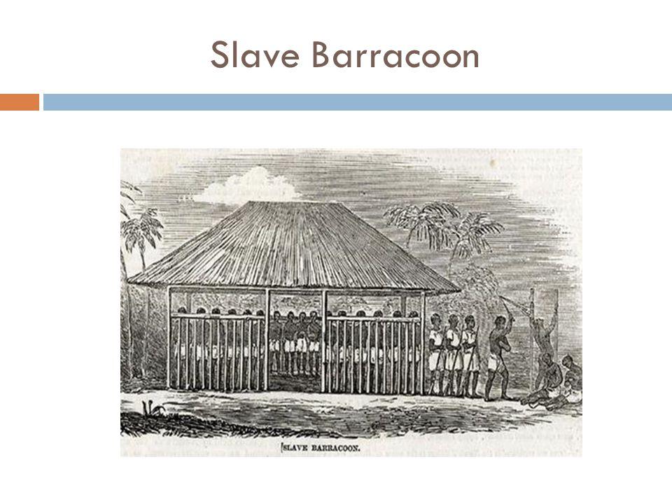 Slave Barracoon