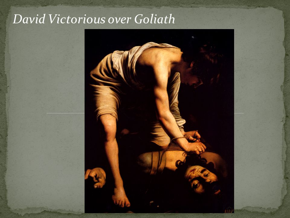 David Victorious over Goliath