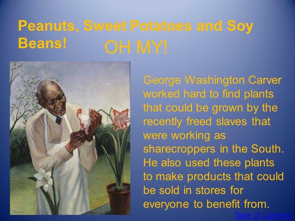Timeline of George Washington Carver 1864George Washington Carver is born a slave in Missouri 1877George Washington Carver moves to Minneapolis, Kansa