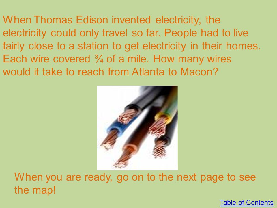 Thomas Edison was a great inventor at the Turn of the Century. He invented many things and never stopped trying to make them better. Thomas Edison als