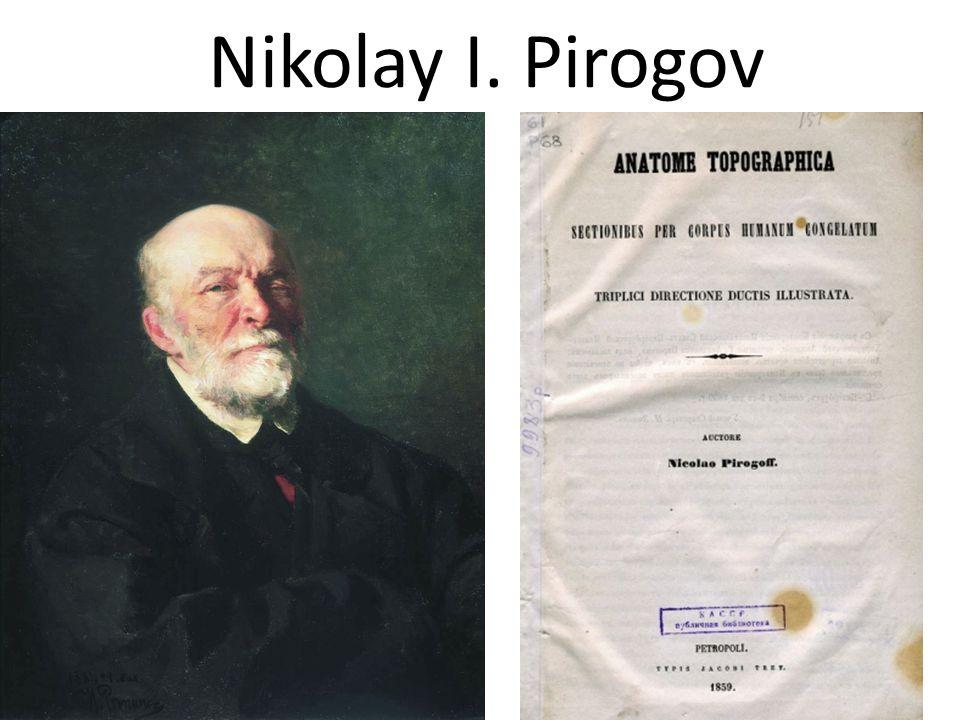 Nikolay I. Pirogov