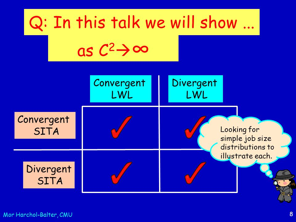 8 Q: In this talk we will show...