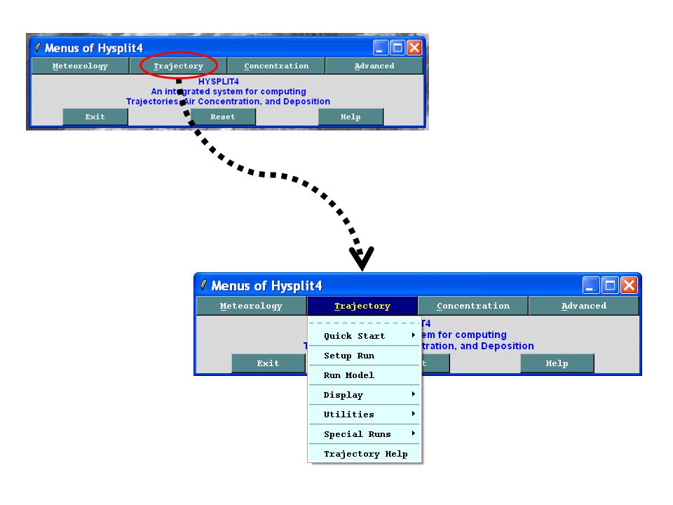 &SETUP KMSL=2 / setup_cfg_frac_pbl.txt  IF SETUP.CFG Namelist file is present, then HYSPLIT will use it.