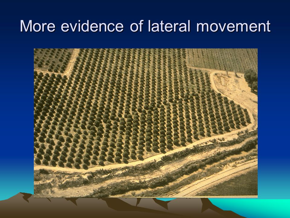More evidence of lateral movement