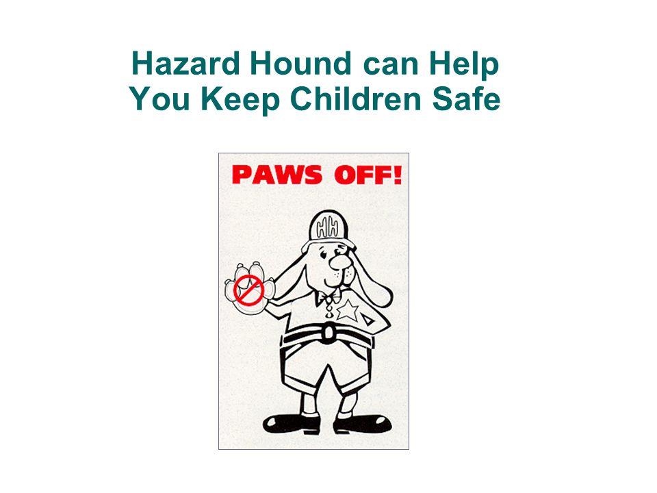 Hazard Hound can Help You Keep Children Safe